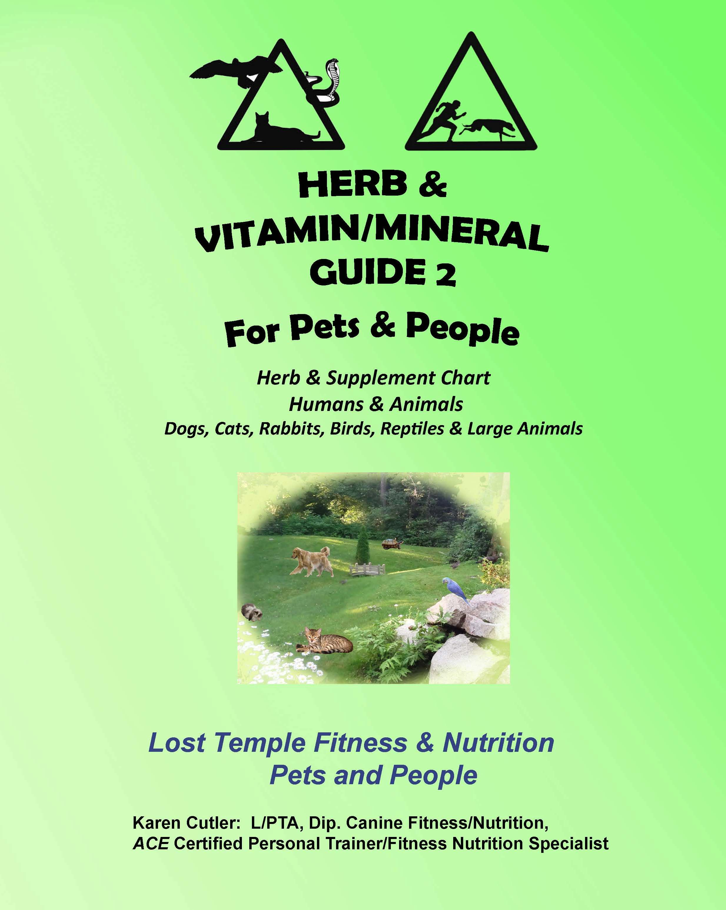 Lost Temple Special Diets